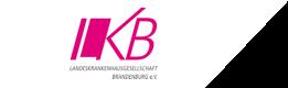 Logo Landeskrankenhausgesellschaft Brandenburg e. V.