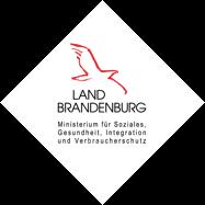 Logo Ministerium für Soziales, Gesundheit, Integration und Verbraucherschutz des Landes Brandenburg